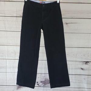 Chaps• 8 pants corduroy chino black